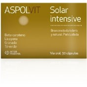 ASPOLVIT SOLAR INTENSIVE 30 CAPS