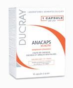 DUCRAY ANACAPS 60 CAPS