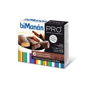 BIMANAN PRO BARRITA CHOCOLATE DIETA HIPERPROTEIC