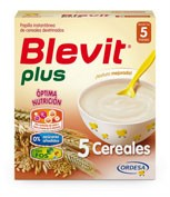 BLEVIT PLUS 5 CEREALES 700 GR
