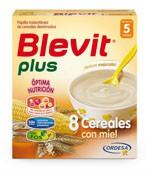BLEVIT PLUS 8 CEREALES MIEL 700 G.