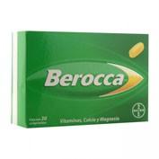 BEROCCA 30 COMPRIMIDOS