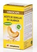 Arkofluido aceite semillas calabaza 50