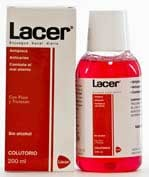 COLUTORIO LACER 200 ML. SIN ALCOHOL