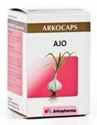 Arkocapsulas ajo 100 capsulas