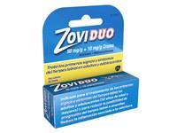 ZOVIDUO 50 mg/g + 10 mg/g CREMA , 1 tubo de 2 g