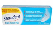 STERADENT TRIPLE ACCION 60 TABLETAS
