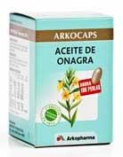 ARKOFLUIDO ACEITE DE ONAGRA 100 CAPSULAS