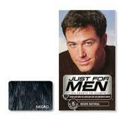 JUST FOR MEN ANTICANAS NEGRO
