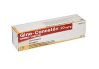 GINE-CANESTEN 20 mg/g CREMA VAGINAL , 1 tubo de 20 g