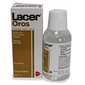 COLUTORIO LACER OROS 200 ML.