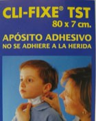 CLI-FIXE APOSITO ADH HIPOAL 80X7CM