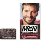 JUST FOR MEN BARBA BIGOTE CAST OSC P422