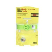 Citroband isdin kids + uv tester pulsera c/ 2 recarga
