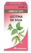 Arkocapsulas lecitina de soja 50 capsula