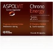 ASPOLVIT CHRONO ENERGY 20 CAPS