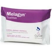 MELAGYN FLOW PACK 15 TOALLITAS