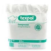 COMPRESA TEXPOL ALGODON 20 U